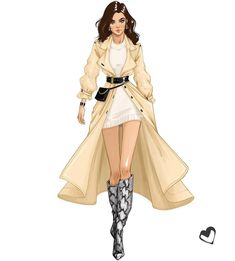 Shared by Find images and videos on We Heart It - the app to get lost in what you love. Dress Design Drawing, Dress Design Sketches, Fashion Design Sketchbook, Fashion Design Drawings, Art Sketchbook, Fashion Drawing Tutorial, Fashion Figure Drawing, Fashion Drawing Dresses, Fashion Illustration Tutorial