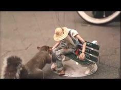 Marioneta de un viejito - Ricky Syers Marionettes