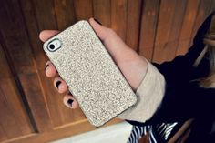 The perfect glittered phone case by @Abercrombieandfitch
