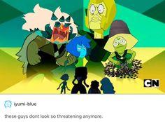 Jasper still looks threatening