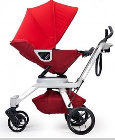 Orbit Baby Stroller G2. Yup most likely will get this one grandma approved!