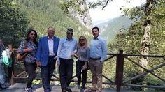 دكتور حسام درويش  اثناء زيارة رسمية لتركيا ولمدينة طرابزون الجميلة dr.hossam darwish