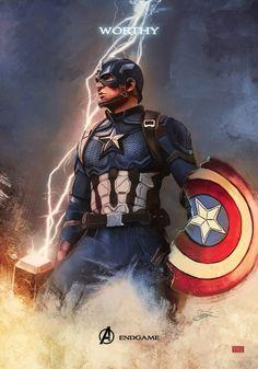 Captain America by Sarah Atwa Marvel Comic Books, Marvel Characters, Marvel Art, Marvel Avengers, Super Movie, Marvel Wallpaper, Marvel Entertainment, Superhero Movies, People Art
