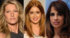 Resultado de imagem para cortes de cabelo feminino medio