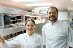 Elena Arzak, top woman chef, says it won't be man's world forever #foodies #SpanishFood