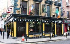 the Best Pubs in Dublin: Hairy Lemon historic and well appointed Restaurants In Dublin, Dublin Pubs, Visit Dublin, Whiskey In The Jar, Meet Santa, Best Pubs, Pub Food, Pub Crawl, Vacation Places