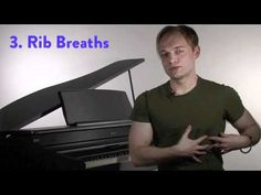 """Voice Lessons To The World Episode 1: """"4 Breathing Types"""" ... series of videos via http://pinterest.com/nyvocalcoaching/voice-lesson-videos/"""