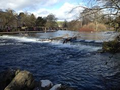 Bakewell, Peak District, Derbyshire, Rivers, Old Houses, United Kingdom, Natural Beauty, England, The Unit