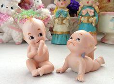 Kewpie Figurines