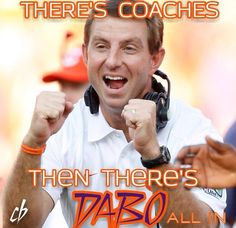 Yes there is! Go Tigers!!