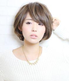 「air-GINZA」トップにボリュームを出した美シルエット☆大人ボブ画像(後ろ)サムネイル