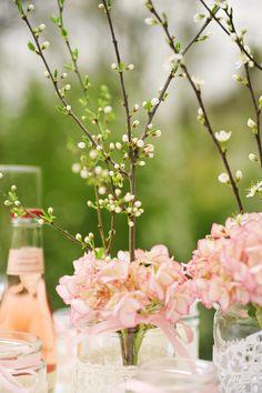 Frühlingslook Vintage Spring Look by Williams & Gauld - Design. Wedding. Events.