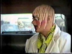Leigh Bowery on South of Watford Part 1.  Excellent documentary of LB dressing in his London flat.