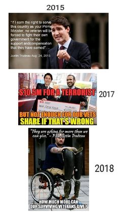 When so treachous a man is in power. Words For Stupid, Justin Trudeau, Pray For Us, Hard Truth, Make Sense, Life Lessons, Instant Karma, Canada, Facts