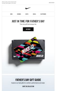 animated GIF - gift card email - leverege this type of creative ...