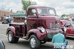 coe truck   1946 Chevy COE Truck