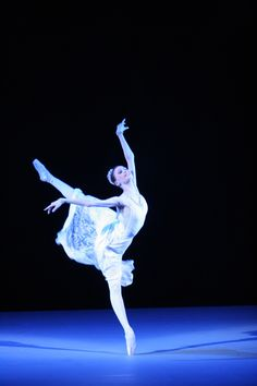 ballet - oh the grace