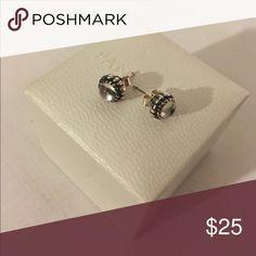Pandora April Blooms Earrings Rock Crystal Pandora April Blooms Earrings Pandora Jewelry Earrings