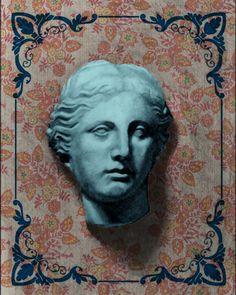 Venus de Milo Art Print, Greek Gods Poster Print 8 x 10 Giclee on Etsy, $9.98