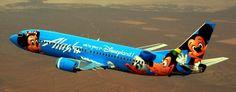 Alaska Air DislandLand