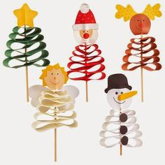 Picture result for tinker christmas elementary school - XMAS KDR - christmastopper Christmas Activities, Christmas Crafts For Kids, Christmas Projects, Holiday Crafts, Christmas Decorations, Ribbon Decorations, Diy Decoration, Christmas Topper, Noel Christmas