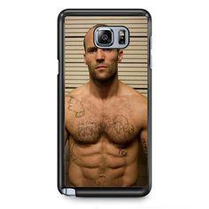 Jason Statham Height TATUM-5826 Samsung Phonecase Cover Samsung Galaxy Note 2 Note 3 Note 4 Note 5 Note Edge