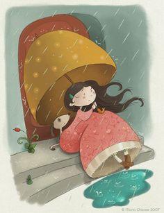 La Imaginación Dibujada: Marta Chicote