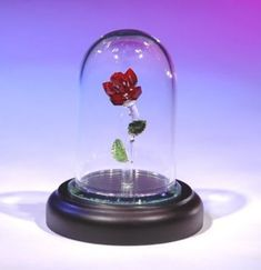 And while you're at it, get this enchanted rose. 26 Ideas For The Ultimate Disney Princess Bedroom Disney Princess Nursery, Princess Bedrooms, Princess Room, Disney Nursery, Girl Bedrooms, Crystals In The Home, Buy Crystals, Glass Figurines, Collectible Figurines