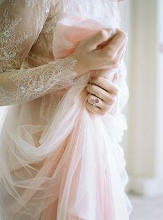 beautiful, dress, and feminine image Long Sleeve Wedding, Wedding Dress Sleeves, Wedding Dresses, Tulle Wedding, Wedding Bells, Elegant Wedding, Perfect Wedding, British Wedding, Bridal Photography