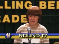 Coconut head is my love. Coconut Head, Nickelodeon Shows, Best Of Tumblr, Spelling Bee, Under Pressure, Hilarious, Funny, Grumpy Cat, Survival Guide