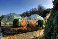 Abandoned truncated-icosahedrons, somewhere in Belgium [1800x1200] [OS] : AbandonedPorn