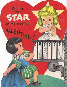 You're the star of my heart, Valentine!
