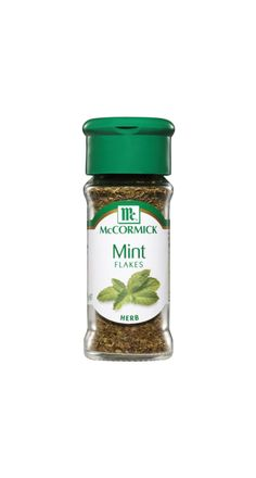 Mint Flakes Flakes, Coconut Oil, Spices, Mint, Herbs, Jar, Food, Peppermint, Spice