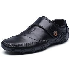 Ceyue Men's Octopus Comfort Driving Car Soft Flats Loafers Casual Boat Mens Leather Loafers, Leather Boat Shoes, Loafers Men, Leather Men, Driving Moccasins, Driving Shoes, Mens Winter Boots, Penny Loafers, Mens Clothing Styles