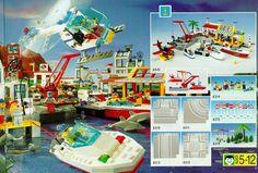 LEGO city 1995 set