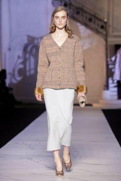 Rochas Fall Winter Ready To Wear 2013 Paris