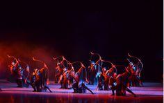 Marco Polo Corpo di ballo del National Centre for the Performing Arts - Pechino mercoledì 3 giugno 2015 ore 21.00 Turno A giovedì 4 giugno ore 18.30 Turno C venerdì 5 giugno 2015 ore 21.00 Turno B