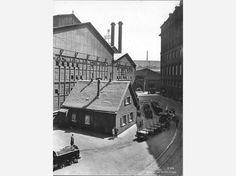 Das Krupp-Stammhaus um 1935