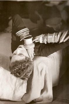 Nancy Cunard (1896-1965)  Man Ray