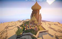 Minecraft Persian Palace!!