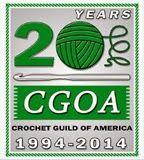 Learn to Crochet (Left-Handed) - Crochet Guild of America (CGOA) Hand Crochet, Crochet Hooks, Free Crochet, Knit Crochet, Bolero Crochet, Tunisian Crochet Patterns, Crocheting Patterns, Crochet Stitches, List Of Charities