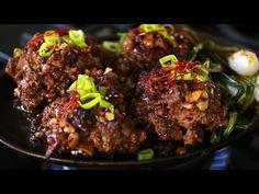 Tteokgalbi (Minced, seasoned, and grilled beef ribs) recipe - Maangchi.com