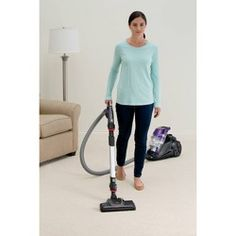 BISSELL Zing Bagless Canister Vacuum - 2156A : Target Cord Storage, Safe Cleaning Products, Canister Vacuum, Vacuum Bags, Hard Floor, How To Clean Carpet, Canisters, Hardwood Floors, Upholstery