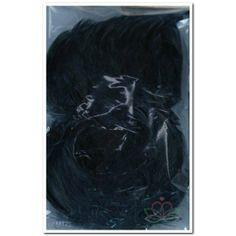 Veertjes Zwart Turkey  #Bloemschikken #Decoreren #Veertjes #Eitjes goedkoop-bloemscikken.nl