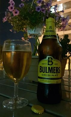Bulmers cider, 568ml, 4,5% vol, UK