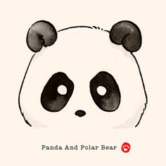 » Little Bear Hooligans Panda and Polar Bear