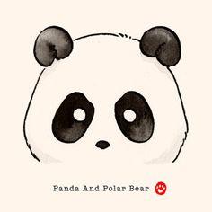 » Little Bear Hooligans Panda and Polar Bear