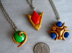 GUO GUOS Handmade Polymer Clay Legend of Zelda by GUOCRAFTS, $42.00