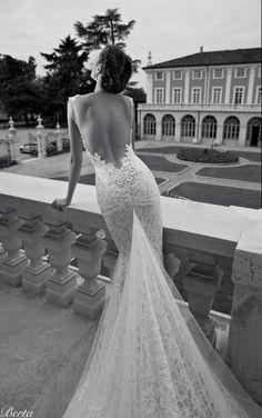 Berta Bridal Winter 2014 wedding dress