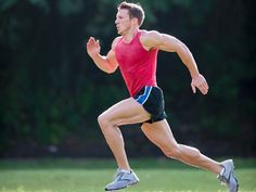 How to run faster with less work article- tips and tricks to increasing speed without getting injured.